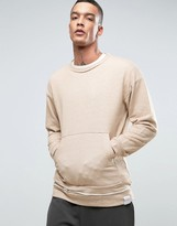 Criminal Damage Fleek Sweatshirt
