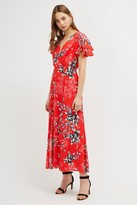 French Connection Coletta Maxi Tea Dress