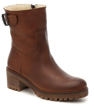 Coach And Four Zoe Motorcycle Boot