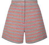 Sandro Striped Shorts