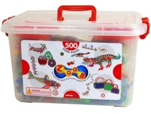 Zoob Building Set - 500 Piecrs
