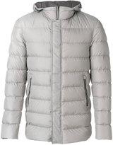 Herno classic padded jacket - men - Cotton/Polyamide/Goose Down - 48