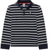Petit Bateau Striped polo