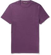 Michael Kors Slim-Fit Cotton-Jersey T-Shirt