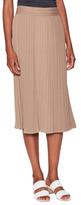 Bailey 44 Shubert Alley Pleated Midi Skirt