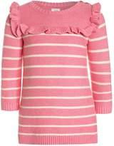 Gap STRIPE Jumper dress pink heather