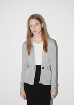 Isabel Marant Abilay Ruff Knit Cardigan