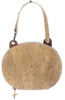 Henry Beguelin Mini Embossed Leather Bag