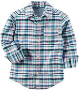Carter's Boys 4-8 Button-Down Shirt