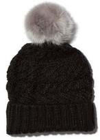 Sweaty Betty Luxe Knitted Bobble Hat