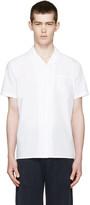 Fendi White Poplin Shirt