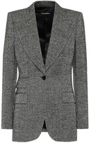 Dolce & Gabbana Stretch wool-twill blazer