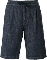 Brunello Cucinelli drawstring shorts - men - Cotton/Polyester - 46