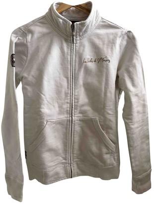 Kappa Beige Cotton Jacket for Women