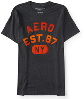 Aero Est. 87 NY Logo Graphic T