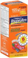 Harmon Face ValuesTM Children's Ibuprofen 4 oz. Oral Suspension in Berry