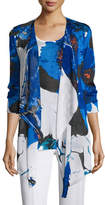 Berek Floral Lapis of Luxury Cardigan