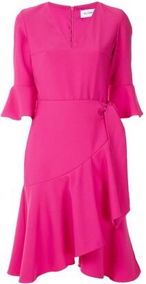 Olympiah Alice ruffle short dress