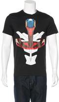 Givenchy Tribal Snake T-Shirt