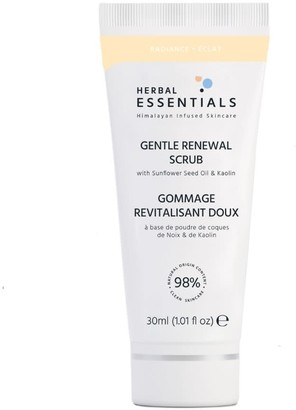 Herbal Essentials Gentle Renewal Scrub - Deluxe