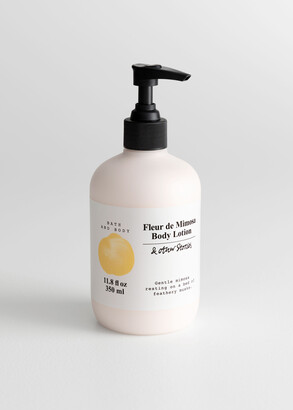 And other stories Fleur De Mimosa Body Lotion