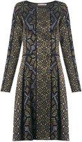 Cecilia Prado knit coat - women - Acrylic/Polyamide/Viscose - P