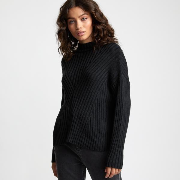 RVCA Jersey Arabella Black - XS