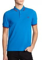 Fred Perry Twin Tipped Cotton Polo