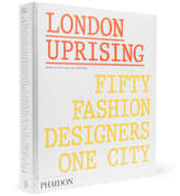 Phaidon London Uprising Hardcover Book - White