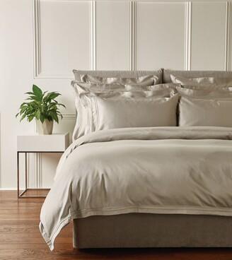 Harrods Richmond Super King Fitted Sheet (180cm x 200cm)