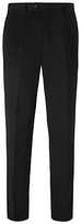 John Lewis Wrinkle Free Flat Front Trousers