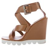 See by Chloe Crossover Wedge Sandals
