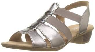 Gabor Women's Comfort - Sport Ankle Strap Sandals, Multicolour Mutaro 62