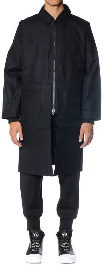 Y-3 Reversible Coat