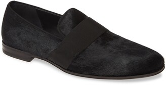 Salvatore Ferragamo Bryden Genuine Calf Hair Loafer