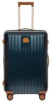Bric's Men's Capri 27-Inch Rolling Suitcase - Blue