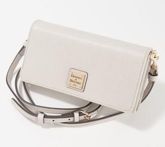 Dooney & Bourke Saffiano Leather Daphne Crossbody