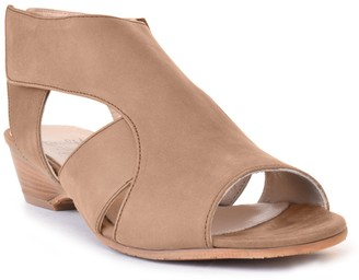 Rangoni of Florence Doris Demi Wedge Sandal - Narrow Width Available