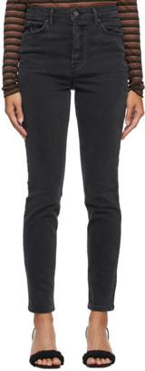 GRLFRND Black Karolina High-Rise Jeans