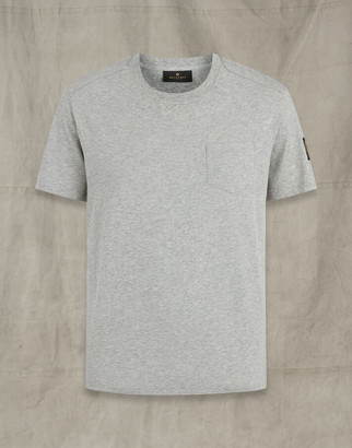 Belstaff THOM 2.0 T-SHIRT Grey