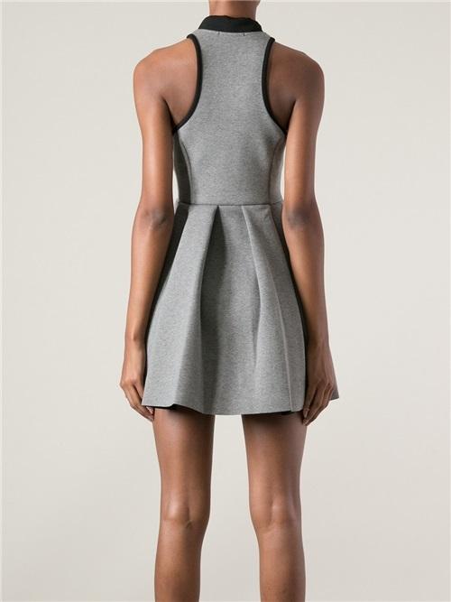 Alexander Wang Zip Front Dress
