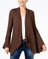 INC International Concepts Bell-Sleeve Cardigan, Created for Macy's