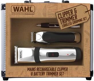 Wahl Clipper & Trimmer Kit Complete Gift Set