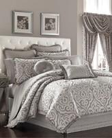 J Queen New York Babylon Queen Comforter Set