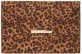 Dorothy Perkins Leopard Envelope Clutch