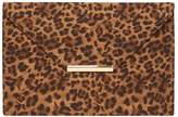 Leopard Envelope Clutch