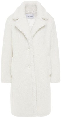 Stand Studio Lisen Faux Shearling Coat