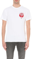 Obey Raw Power cotton-jersey t-shirt