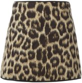 No.21 leopard print skirt