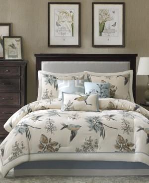 Madison Home USA Quincy 7-Pc. King Comforter Set Bedding